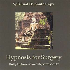 Hypnosis for Surgery: Holly Holmes Meredith: Music