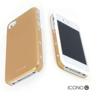 ICONO ARMOUR Gold Premium Ultra Tough Slim Dual Layer