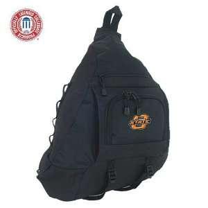 Mercury Luggage Oklahoma State Cowboys Black Sling Bag