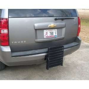 Great Day HU200B Hitch Up Pet Step   Black Automotive