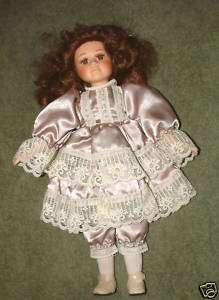 Porcelain Doll. Seymour Mann. 1993. Victorian Style
