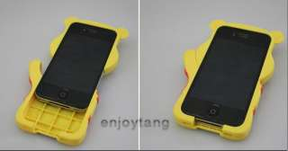 3D Winnie Pooh Bear Hard skin case cover for iphone 4 4G