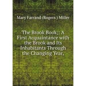 he brook book; a firs acquainance wih he brook and is inha
