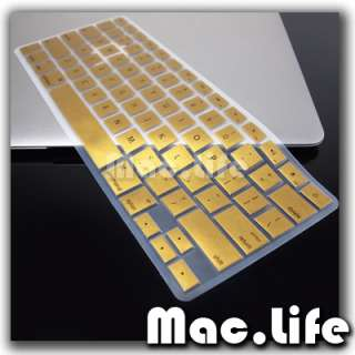 new High Quality keyboard silicone cover for Latest Macbook Air 13
