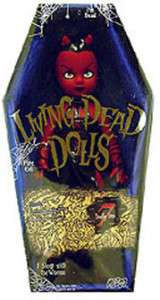LIVING DEAD DOLLS SERIES 7 LUST 10 DOLL BOXED