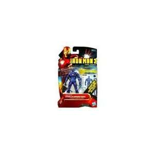 Iron Man Stealth Operations Iron Man Action Figure Toys & Games