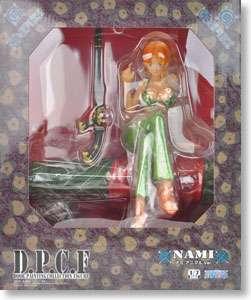 Japan Anime Plex DPCF One Piece 4 Nami Animal Ver POP 1/7 PVC Figure