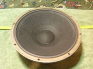 pair JBL LE15 Woofers 15 inch bass units