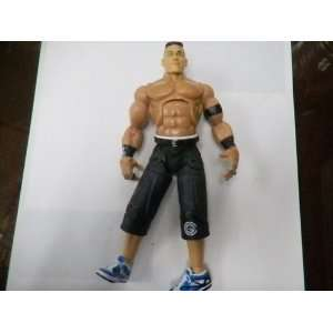 WWF Wrestling John Cena Action Figure By Jakks Pacific