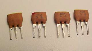 Assorted Resistors, Capacitors, Diodes Switches Etc.