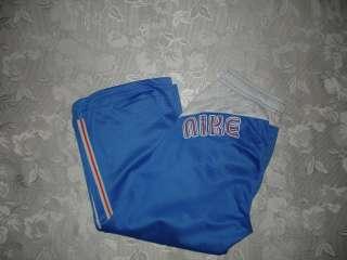 NICE Girls NIKE Blue Athletic Capris Size Large 14