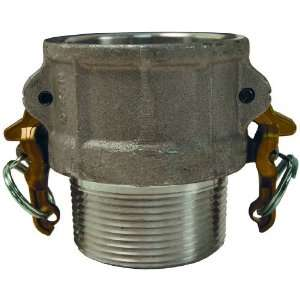 Boss  Lock Type B Coupler Female Coupler x Male NPT   AB300