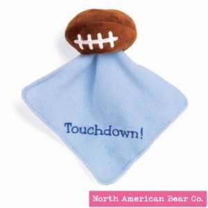 Football w/Blanket by North American Bear Co. (3869) Toys & Games