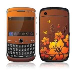 BlackBerry Curve 3G Decal Skin Sticker   Hawaii Leid