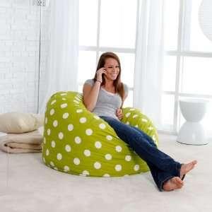 ... Medium Twill Fuf Foam Bean Bag Chair Color Tie Dye ...