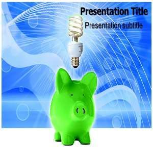 Save Electricity Powerpoint Templates   Save Electricity
