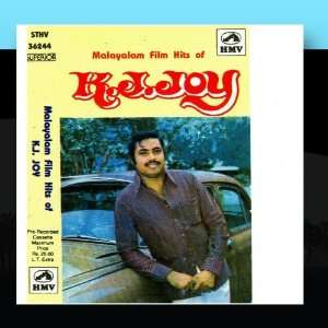Malayalam Films Of K.J.Joy Various Artists Music