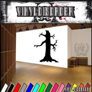 Trees Bare Tree NS017 Vinyl Decal Wall Art Sticker Mural