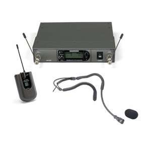 Samson AirLine Synth Headset Microphone System Musical