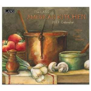 American Kitchen 2013 Wall Calendar Susan Winget
