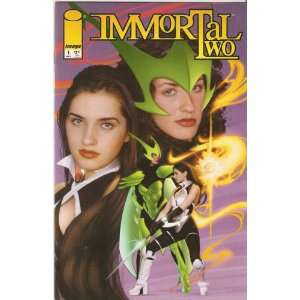 Immortal II (Two) #1 (Photo Cover) April 1997: Mike S. Miller: Books