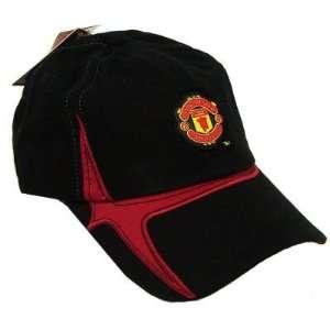 MANCHESTER UNITED SOCCER OFFICIAL LOGO ADULT CAP HAT