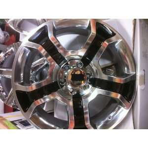 POLISH & BLACK FACTORY WHEELS/RIMS, FORD F 150,EXPEDITION Automotive