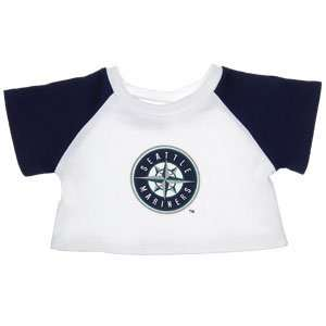 Build A Bear Workshop Seattle MarinersTM Raglan Tee II Toys & Games