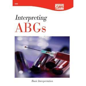 Interpreting ABGs: Basic Interpretation (DVD