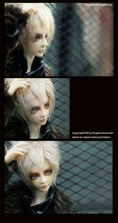 Pan head Ringdoll boy super dollfie size bjd doll 1/3 |