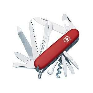 Victorinox   Ranger Swiss Army Knife (Red) 1376371: Home