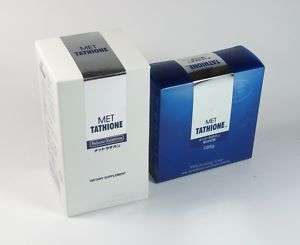 Met Tathione Glutathione Whitening Soap & Pills Set