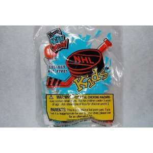 Wendys Kids Meal NHL Kids Hockey Stock with figure