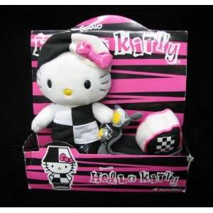 Hello Kitty (Plush Kitty with Scooter) Toys & Games