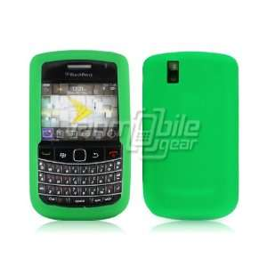 VANMOBILEGEAR Lime Green Soft Gel Silicone Skin Case Cover