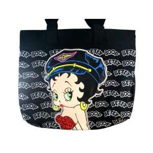 Boop Large Tote Bag   Boop Sassy Cop Handbag Bag   Black Toys & Games