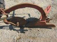 Red E Pioneer Garden racor Moldboard Plow |