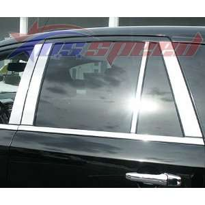 2007 2010 Ford Edge Polished Pillar Posts 8PC Automotive