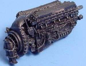 AHM4099 Rolls Royce Merlin Mk 11 Engine 1 48 Aires