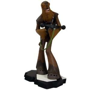 Star Wars Animated Chewbacca Maquette Toys & Games