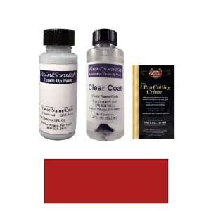 Red Paint Bottle Kit for 1978 Volvo All Models (129) Automotive