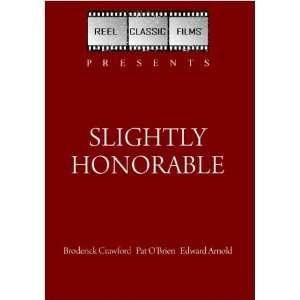 Slightly Honorable (1940) Broderick Crawford, Pat OBrien