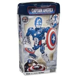 Mega Bloks Captain America Build A Figure Toys & Games