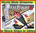 Planes RealFlight 6 R/C Flight Simulator Mode 2 w/Airplane Mega Pack