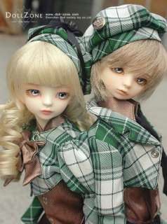 Luke DollZone 1/4 BOY SUPER DOLLFIE size bjd msd