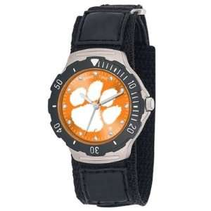 Clemson Tigers Game Time Agent Velcro Mens NCAA Watch