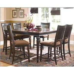 Universal Furniture Pub Dining Set Brentwood Court UF9780754SET