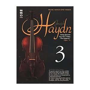 Haydn String Quartet C Major (Minus Violin) Bedford