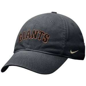 Nike San Francisco Giants Black Getaway Day Relaxed Swoosh