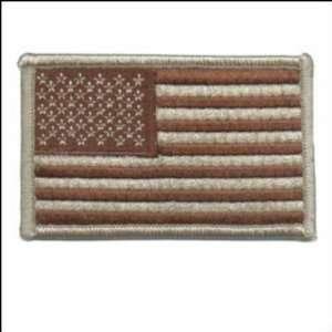DESERT FLAG Biker Military Biker Vest Patch Patches!: Everything Else